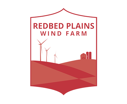 Redbed Plains Logo
