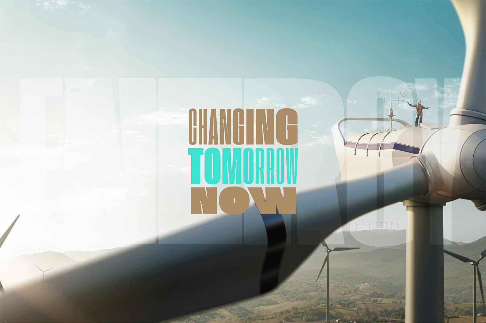 Changing Tomorrow now
